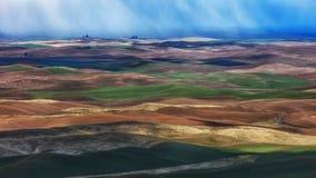 Ziemia uprawna kolory obrazy royalty free
