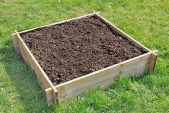 Mini jarzynowy ogród Zdjęcie Stock