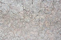 Ziemska glebowa tekstura Obrazy Royalty Free