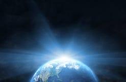 ziemska planeta Zdjęcie Royalty Free