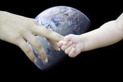 ziemska planeta Obraz Royalty Free