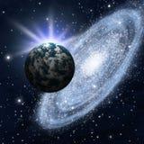 ziemska planeta ilustracja wektor