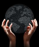ziemski binary wydźwignięcie Zdjęcie Royalty Free