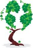 ziemski drzewo Obraz Royalty Free