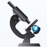 ziemski mikroskop Zdjęcia Stock