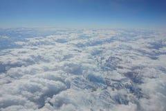 Ziemski widok od above Fotografia Royalty Free