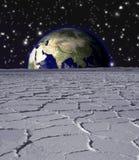ziemski wzrost Obrazy Stock