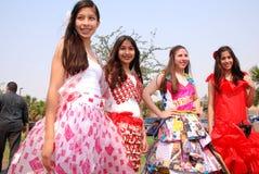 ziemskiej mody fest materialny grat Zdjęcie Stock
