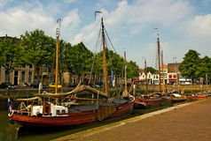 Zierikzee Stockfotos