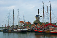 Zierikzee Photographie stock