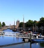 Zierikzee Nederländerna Royaltyfria Bilder