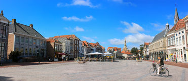 Zierikzee, The Netherlands ,Europe Royalty Free Stock Photos