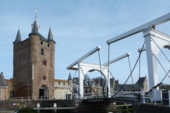 Zierikzee Town Stock Photos