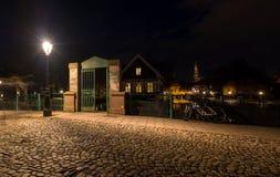 Zierliches Frankreich in Straßburg stockbilder