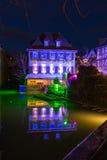 Zierliches Venise, Colmar, Frankreich, Europa Stockfoto