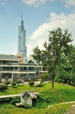 Zifeng building Royalty Free Stock Images