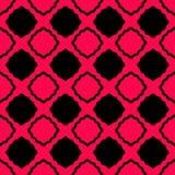 Zig Zag quadriert nahtloses Muster Stockbild