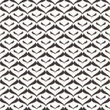Zig Zag Seamless Pattern Royalty Free Stock Photo