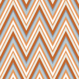 Zig zag vector pattern. ethnic seamless ornament Royalty Free Stock Photos