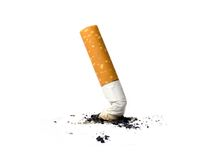 Zigarette Lizenzfreies Stockbild