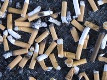Zigaretten Stockbild