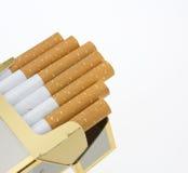 Zigaretten Stockbilder