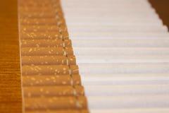 Zigaretten Stockfoto