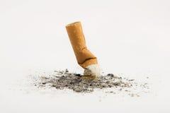 Zigarettenkippe Stockfoto