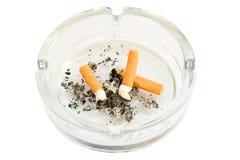Zigarettenkippen Lizenzfreie Stockfotografie