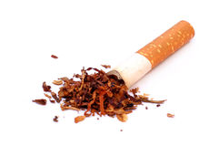 Zigarettentabak Stockfotos