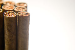Zigarre Lizenzfreie Stockfotografie