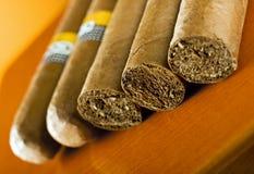 Zigarre Stockbild