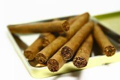 Zigarren Stockfotos