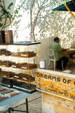 Zigarren-Verkäufe in Florida Lizenzfreie Stockfotografie