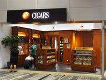 Zigarresystem Stockfoto