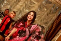 Zigeunermeisje Stock Afbeeldingen