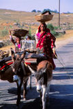 Zigeuners in Jaisalmer, India royalty-vrije stock foto's