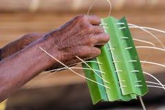 Zigeunerseehandwerker stockfotografie