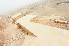 Ziggurat d'Ur Photo libre de droits