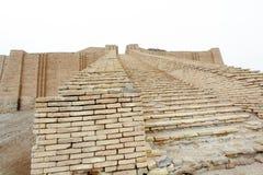 Ziggurat d'Ur Photographie stock libre de droits