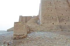 Ziggurat de Ur Imagens de Stock Royalty Free