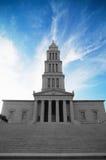 Ziggurat masónico Foto de archivo libre de regalías