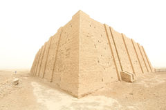 Ziggurat of Ur Stock Photography