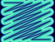 Zigily zagily vector illustratie