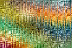 Zigzag abstract blur background Royalty Free Stock Photos