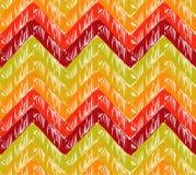 Zigzag background Stock Image