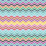 Zigzag background Stock Photography