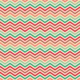 Zigzag background Stock Photo
