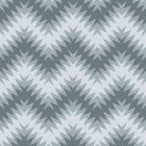 Zigzag confuso Fotografia Stock Libera da Diritti