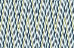 Zigzag line azure green textile background mottled base wrapper royalty free stock image